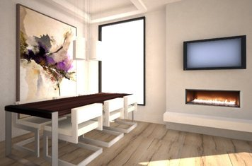 Online design Dining Room by Angelica V. thumbnail