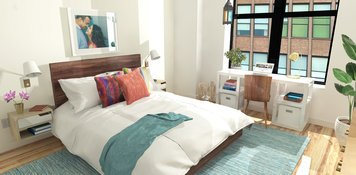 Online design Eclectic Bedroom by Anna S. thumbnail