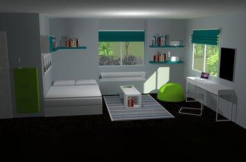Online design Bedroom by Inga K. thumbnail