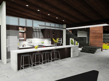 Online design Kitchen by Taron H. thumbnail
