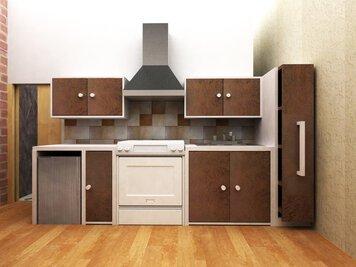 Online design Kitchen by Sungmin P. thumbnail
