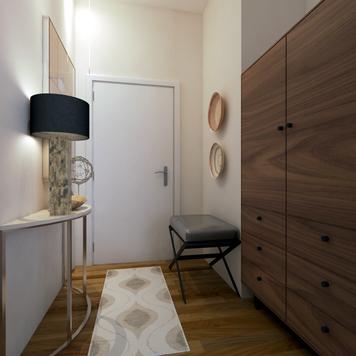 Online design Modern Hallway/Entry by Ibrahim H. thumbnail