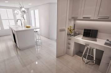 Online design Contemporary Kitchen by Ibrahim H. thumbnail