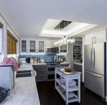 Online design Modern Kitchen by Aldrin C. thumbnail