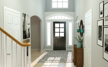 Online design Hallway/Entry by Laura N. thumbnail