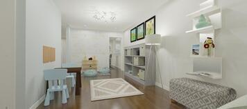 Online design Kids Room by Megan K. thumbnail