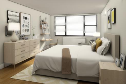 Simple to Modern Bedroom | Decorilla