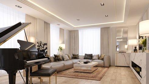 Classy Condo Apartment Design | Decorilla
