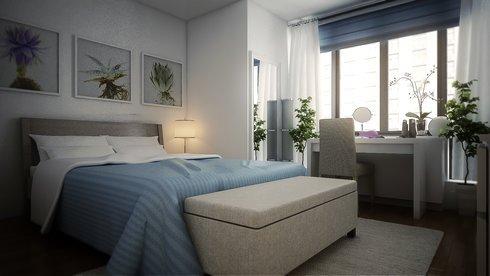 Lyn\'s Modern Living Room & Bedroom Design | Decorilla