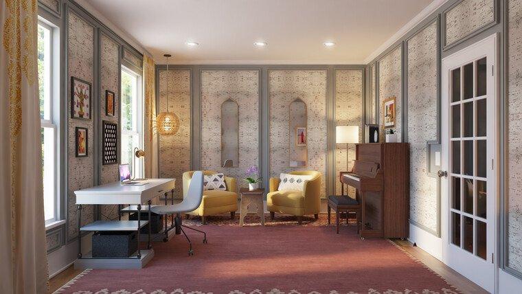 Home Office Small Office Design Ideas Decorilla Portfolio