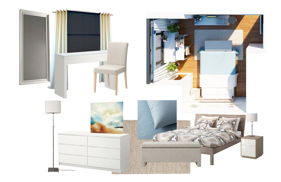 Lyn S Modern Living Room Amp Bedroom Design Decorilla