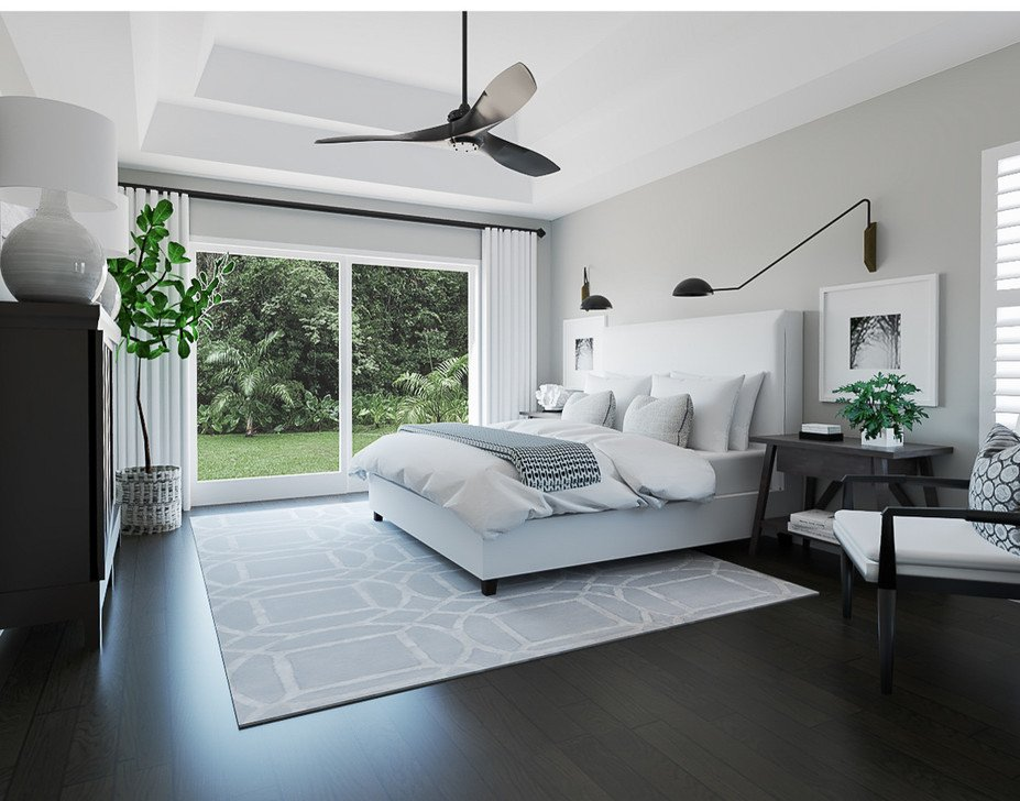 Modern Contemporary Master Bedroom Interior Decorilla