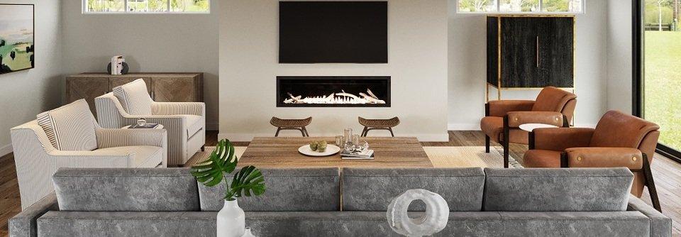Fine Transitional Neutral Living Room Transformation Decorilla Alphanode Cool Chair Designs And Ideas Alphanodeonline