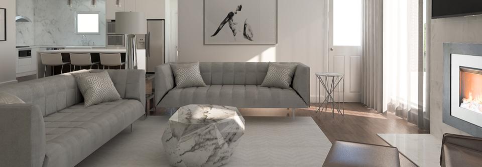 Cool Elegant Modern Living Room Transformation Decorilla Pdpeps Interior Chair Design Pdpepsorg