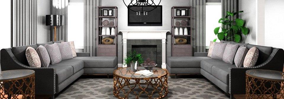 Transitional Living Room Layout Ideas Decorilla
