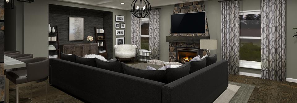 Transitional Living Room Decor Ideas Rusti Decorilla