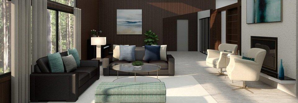 Modern Open Concept Living Room Furniture Ideas Decorilla