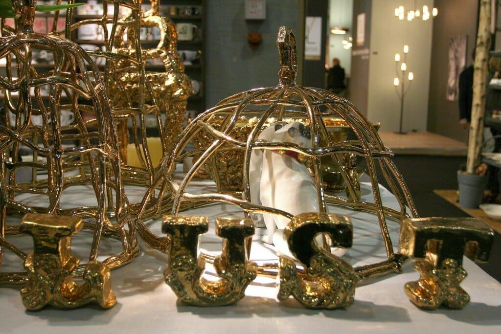 cage interior design