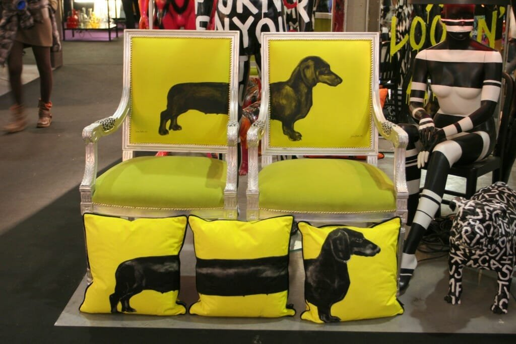 dog seats interior design