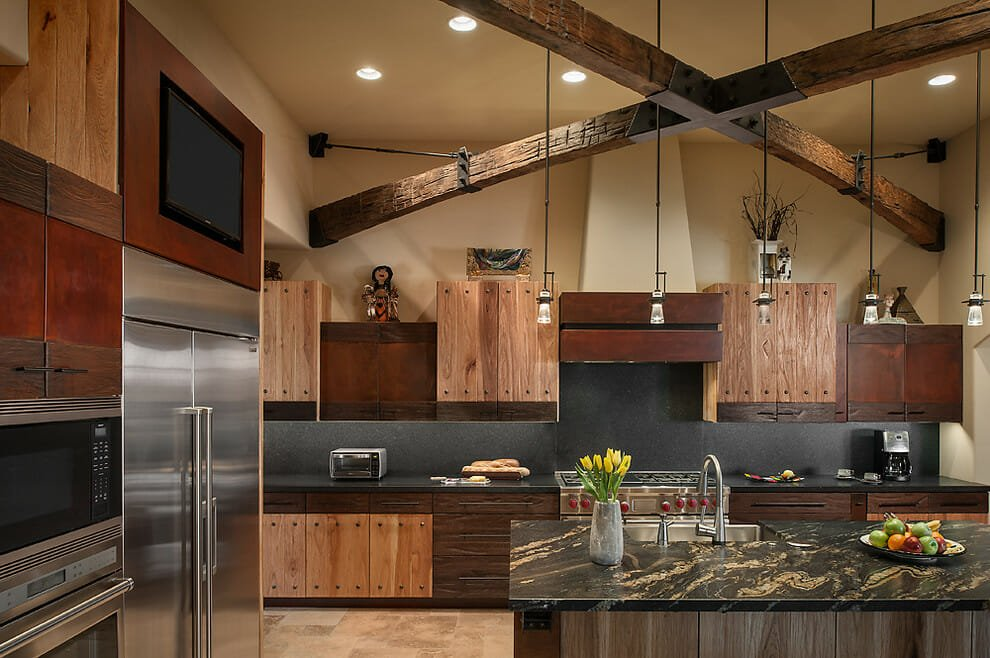 luxury-rustic-kitchen-interior-design