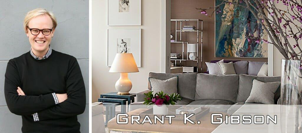 SF interior designer Grant K. Gibson