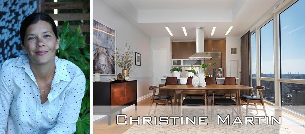 SF interior designers Christine Martin