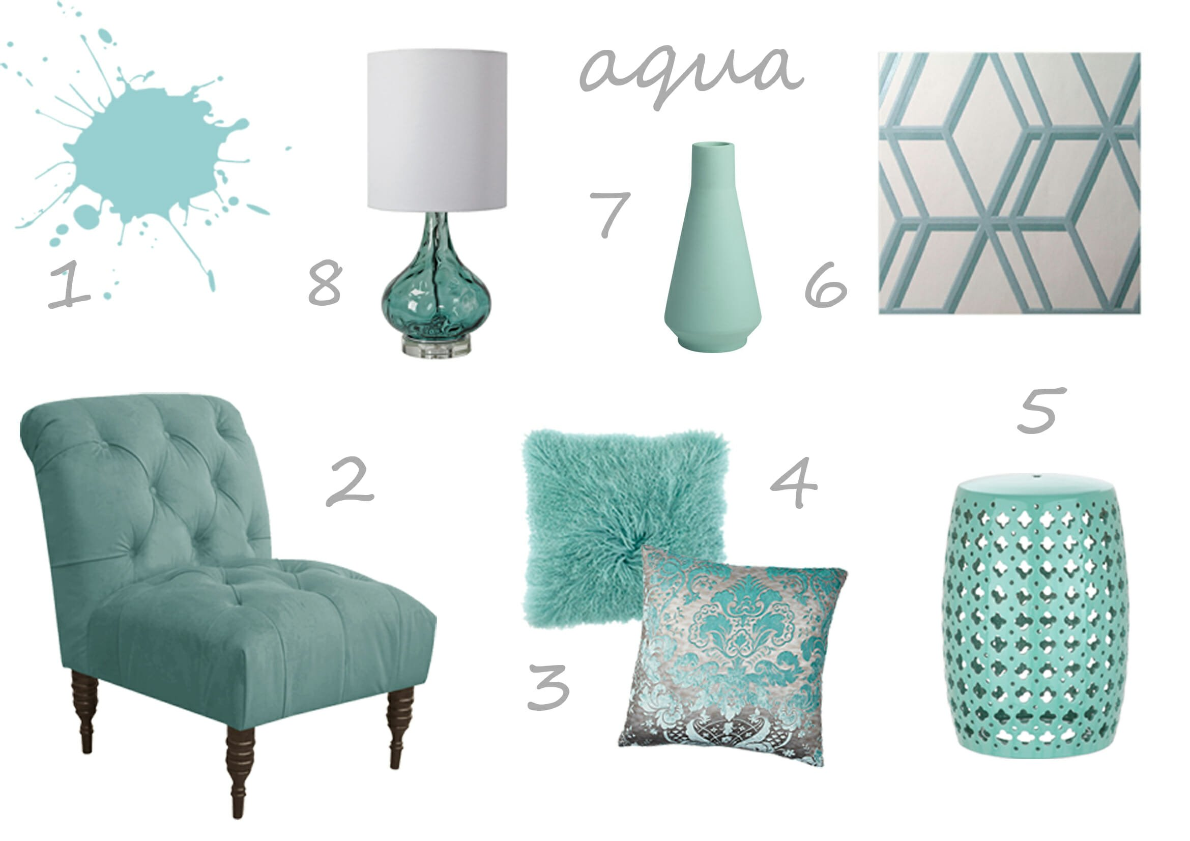 How To Decorate With Different Shades Of Blue Decorilla