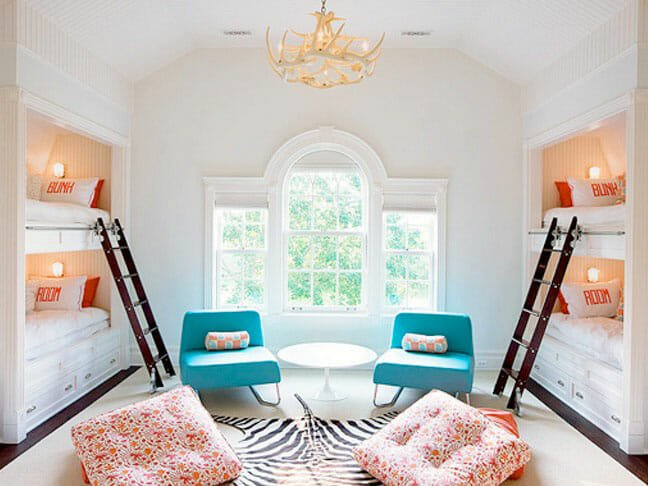 shared kids rooms inspiring-bunk-bed-rooms-ideas-