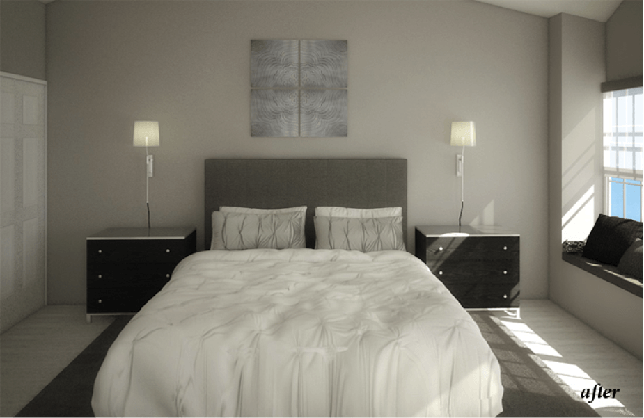 Decorilla Bedroom After