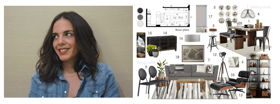 Decorilla designer Anna T. profile