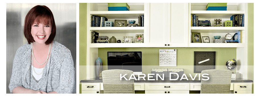 top Houston interior designer Karen Davis