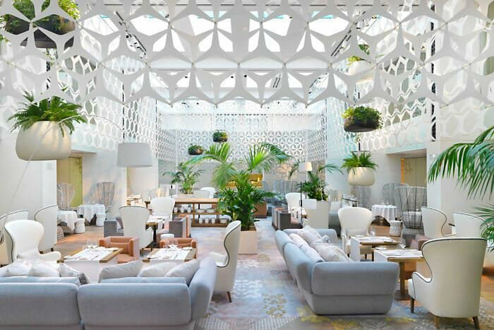 interior design resolutions hotel lobby inspiration