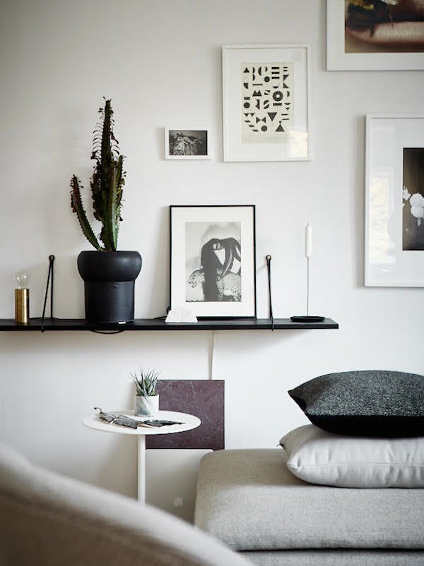 scandinavian design accents