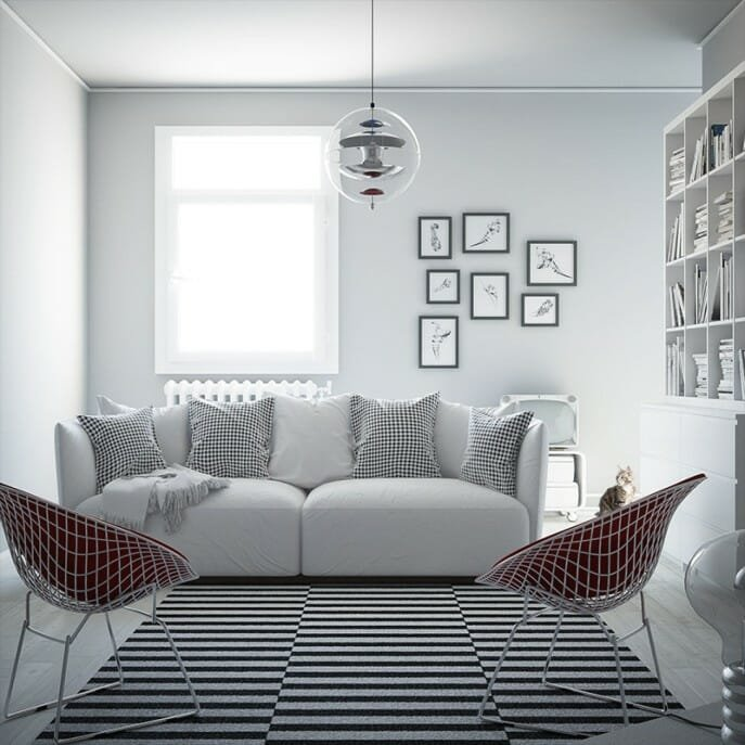 Interior Decorating Living Rooms: Scandinavian Interior Design: 10 Best Tips For Creating A