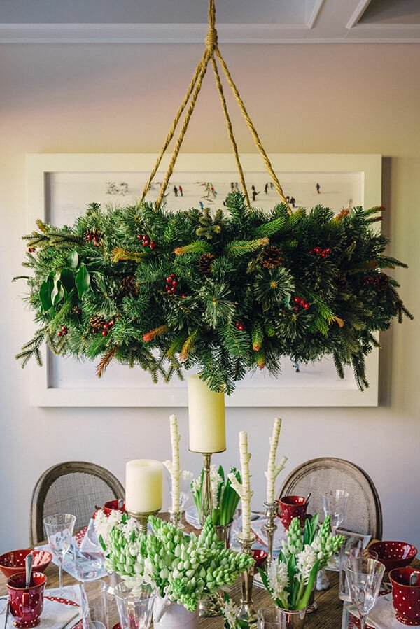 top Christmas holida decorating ideas wreaths
