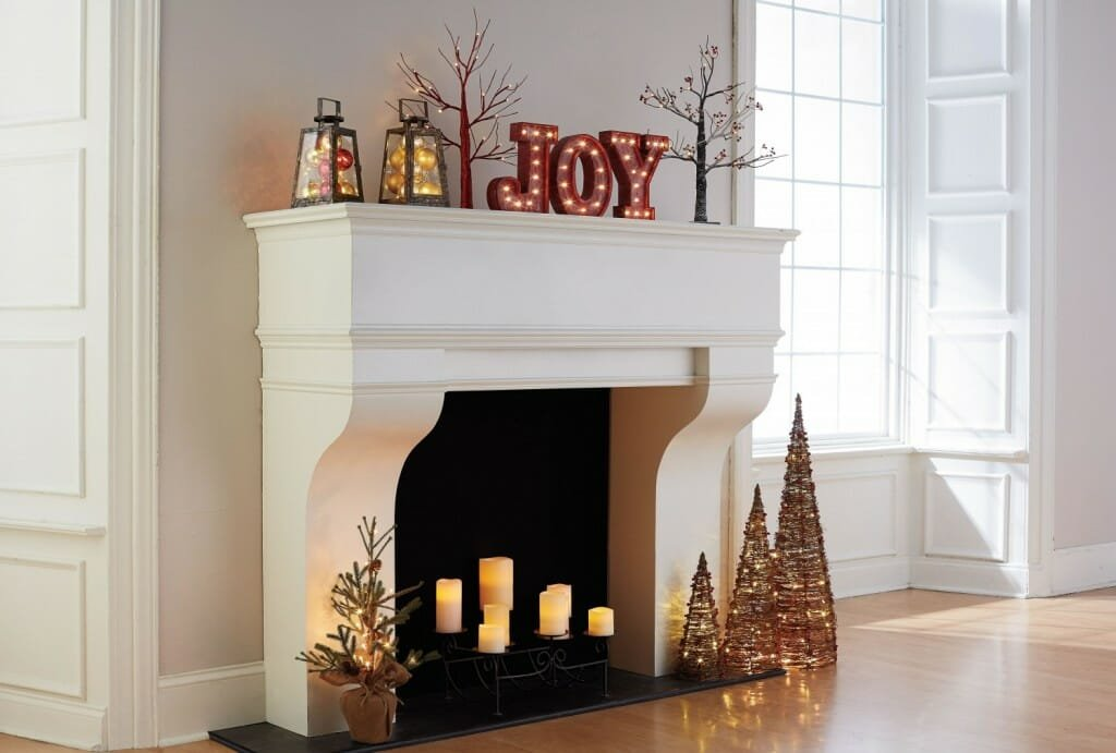 top Christmas holiday decorations word decor