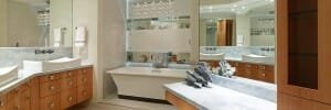 Decorilla interior designer Emily A. Master Bath