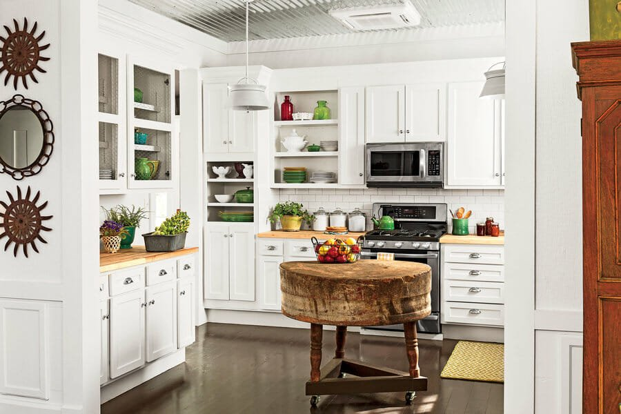 organic kitchen counter solutions
