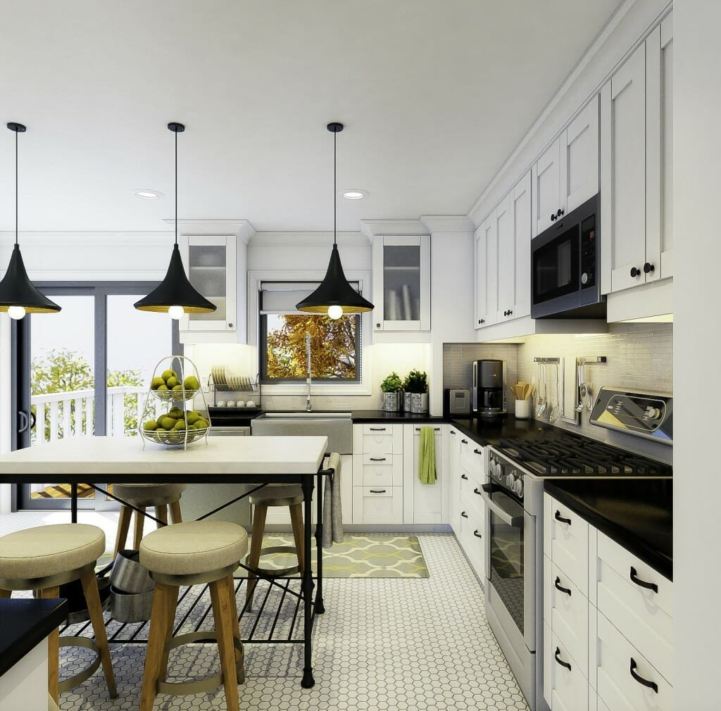 kitchen lighting idea