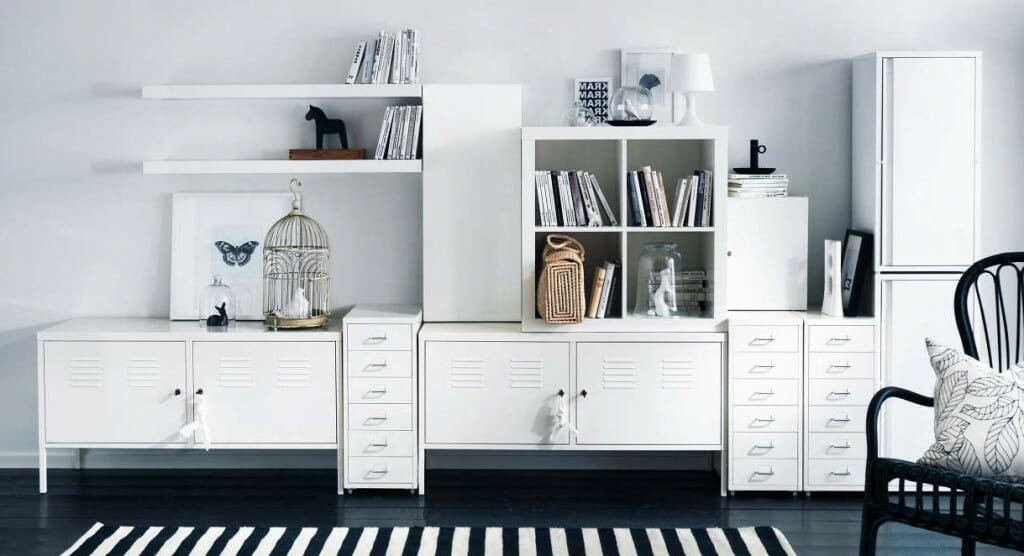 decorating mistakes lack of storage