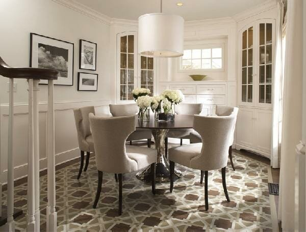 design mistakes dining room