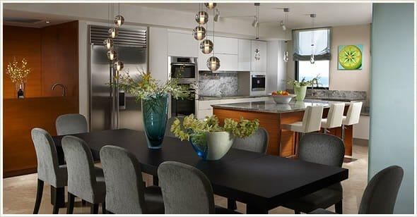 miami designers J Design Group dining_rooms