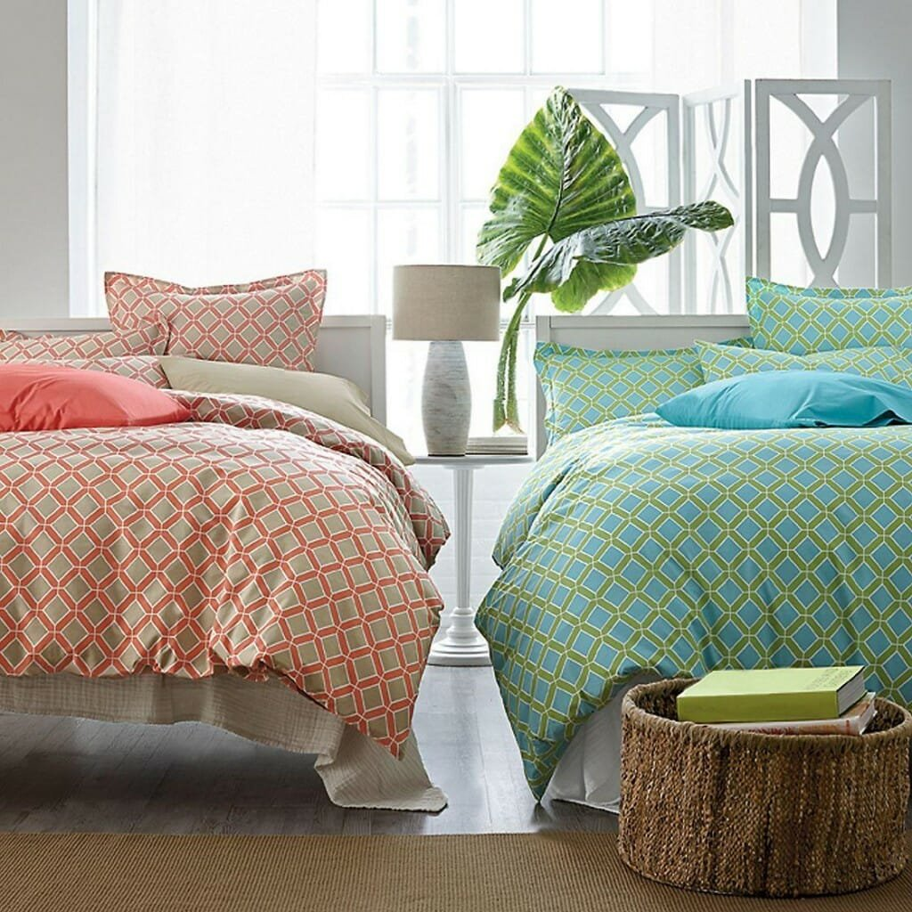 printed bed sheets design ideas
