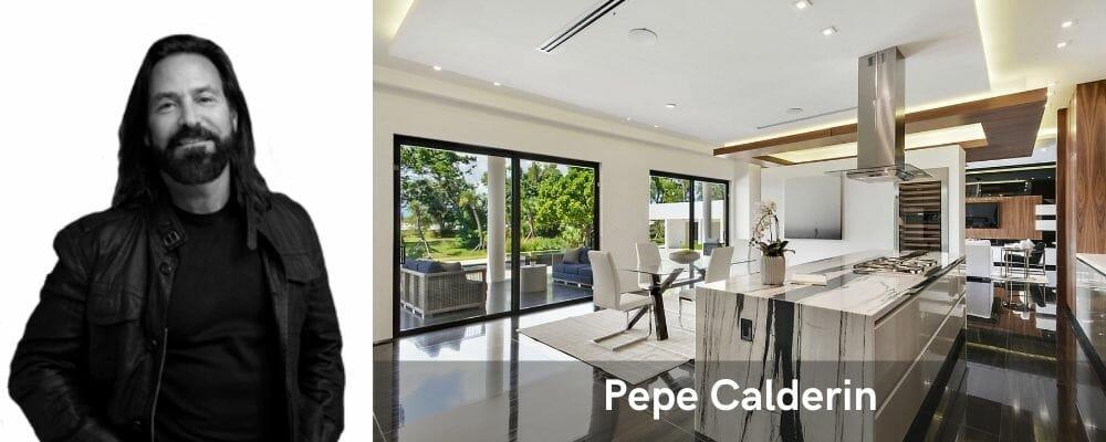 top Miami interior designer pepe calderin