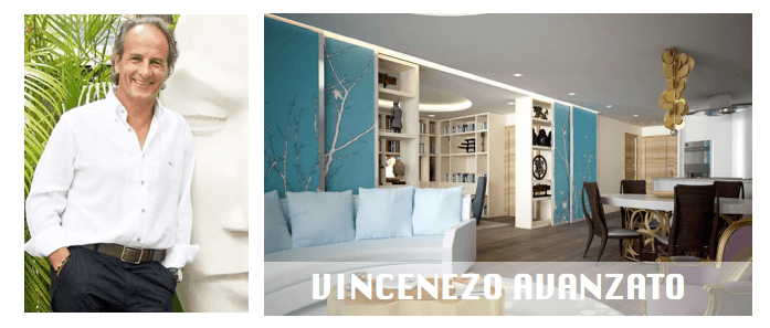 top Miami interior designers Vincenezo Avanzato