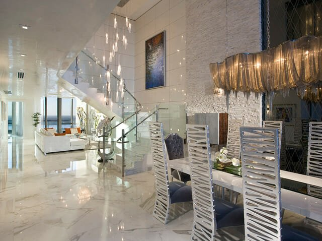 top miami designers Pfuner contemporary-living-room
