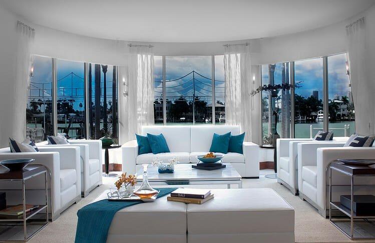 top miami designers-hibiscus-island-home-britto-charette