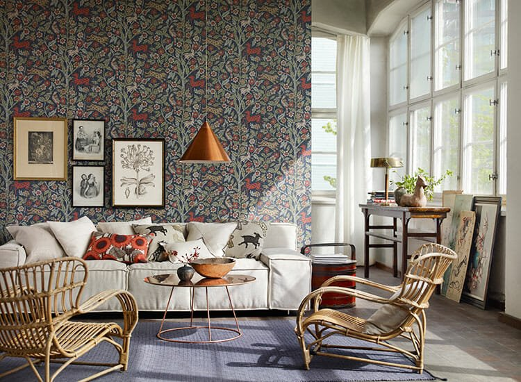 6 Ways to Enhance Your Room with Designer Wallpaper | Decorilla Online