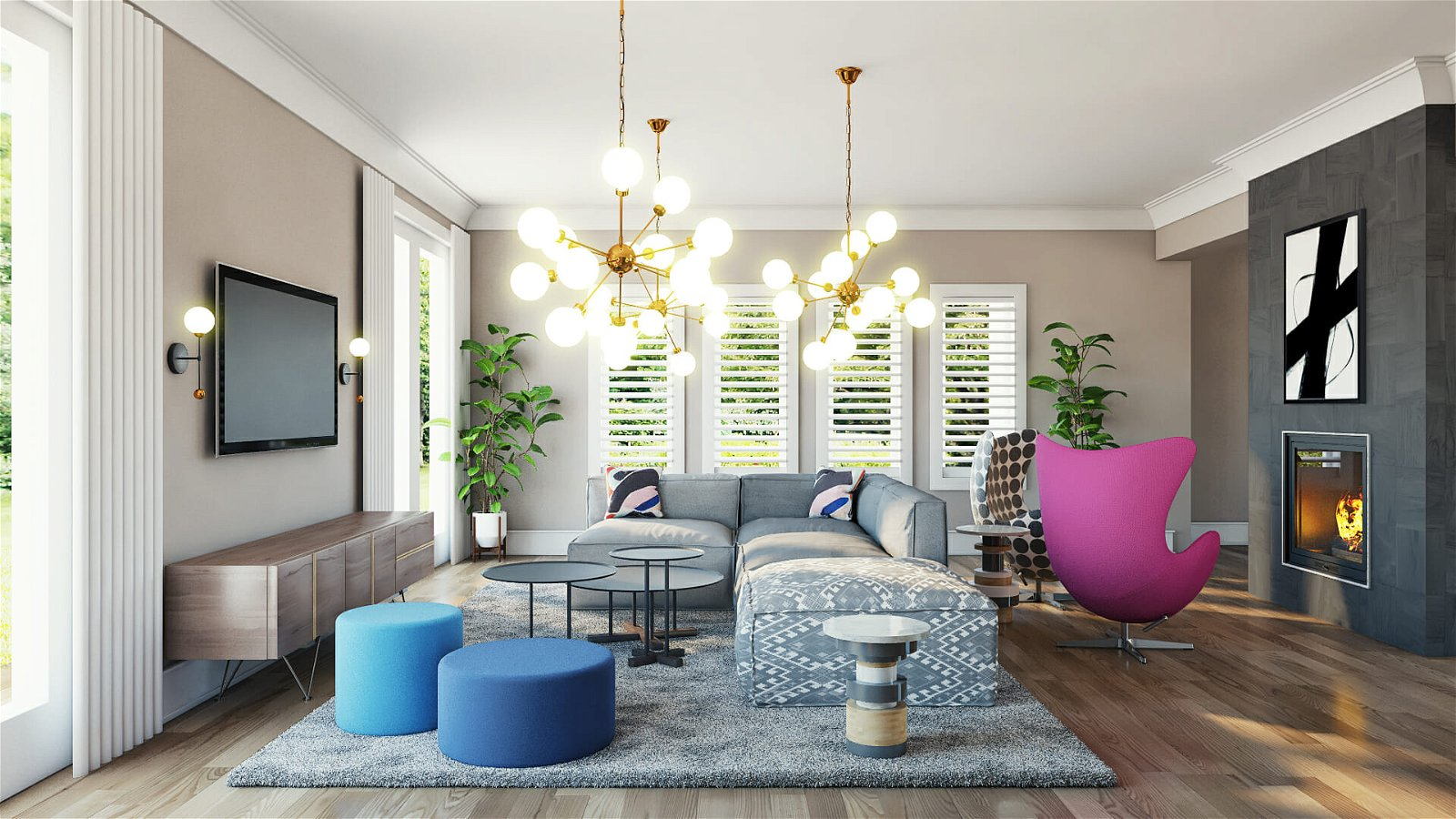 spring interior design trends
