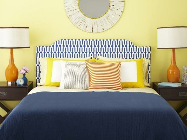 spruce up bedroom upholster headboard